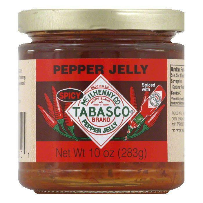 Tabasco Jelly Spicy Pepper, 10 OZ (Pack of 6)