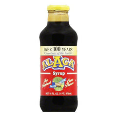 Alaga Syrup Sugar Cane, 16 OZ (Pack of 6)