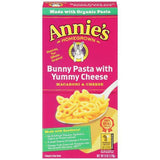 Annie's Homegrown Bunny Pasta with Yummy Cheese Macaroni & Cheese 6 Oz (Pack of 12)