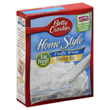 Betty Crocker Fluffy White Frosting Mix, 7.2 Oz (Pack of 12)