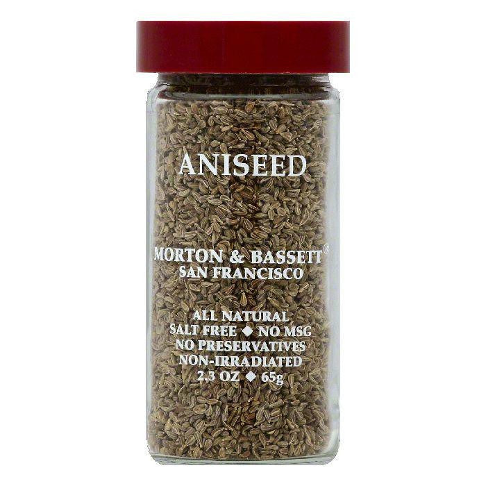Morton & Bassett Aniseed, 2.3 OZ (Pack of 3)