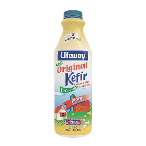 Lifeway Original Kefir, 32 Oz (Pack of 6)