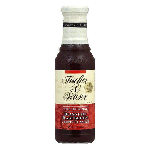 Fischer & Wieser Sauce Roasted Raspberry Chipotle, 15.8 OZ (Pack of 6)