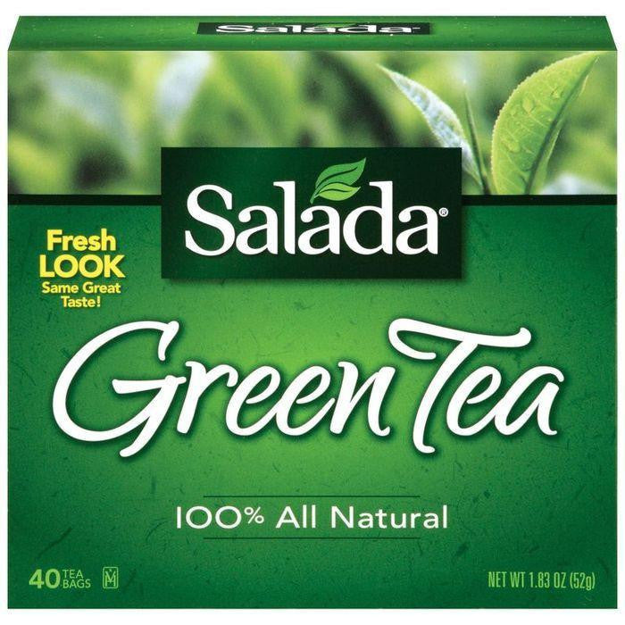 Salada Green Tea Bags 40 ct (Pack of 6)