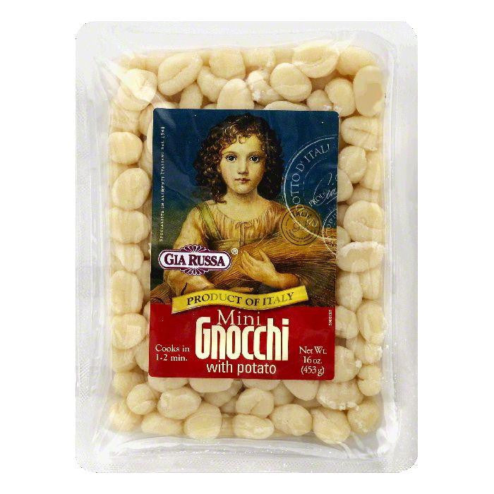 Gia Russa Mini Gnocchi with Potato, 16 OZ (Pack of 12)