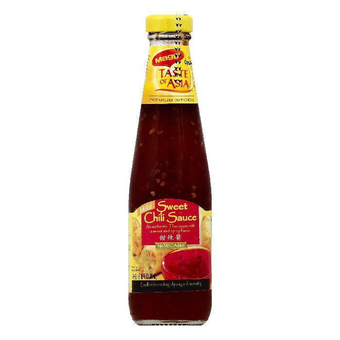 Maggi Mild Sweet Chili Sauce, 10.1 OZ (Pack of 6)