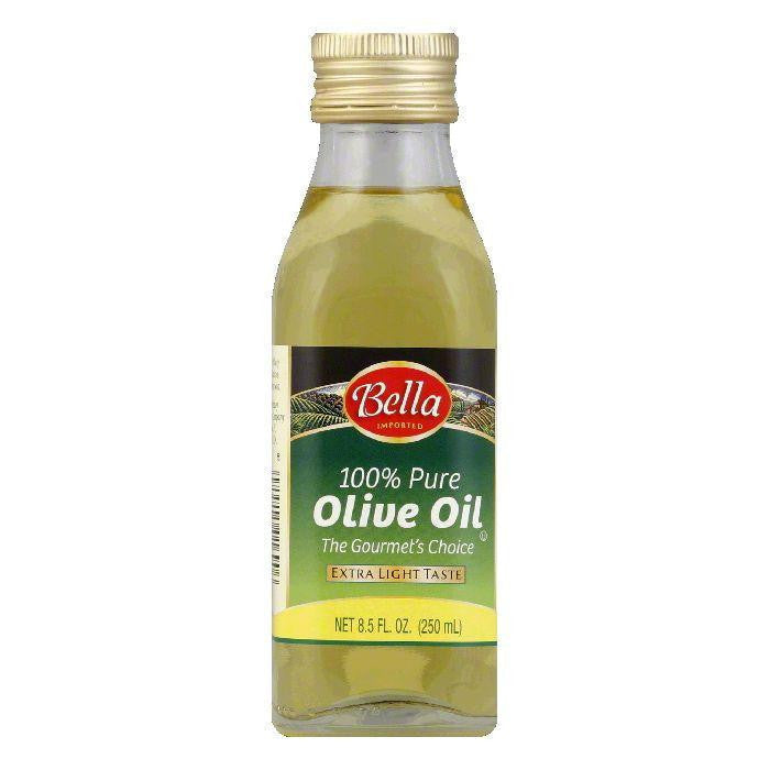 Bella Pure Olive Oil, 8.5 OZ (Pack of 12)