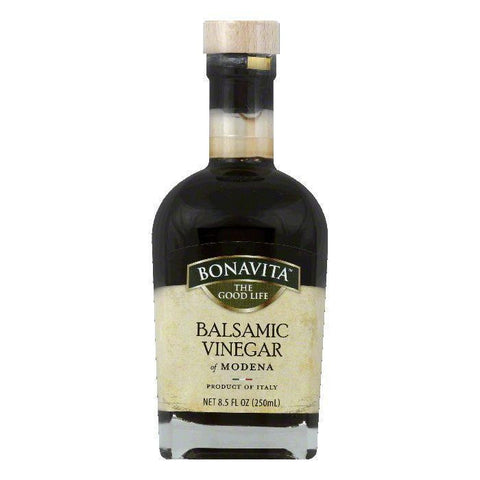Bonavita Balsamic Premium Vinegar, 8.5 FO (Pack of 6)