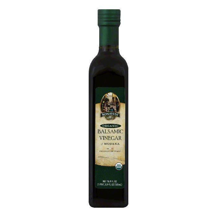 Bonavita Balsamic Organicanic Vinegar, 16.9 FO (Pack of 6)