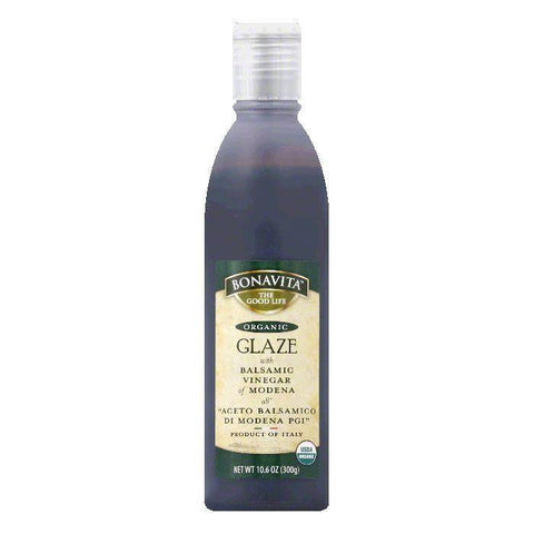 Bonavita Glaze With Balsamic Vinegar, 10.6 FO (Pack of 6)