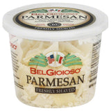 BelGioioso Parmesan Freshly Shaved Cheese, 5 Oz (Pack of 12)