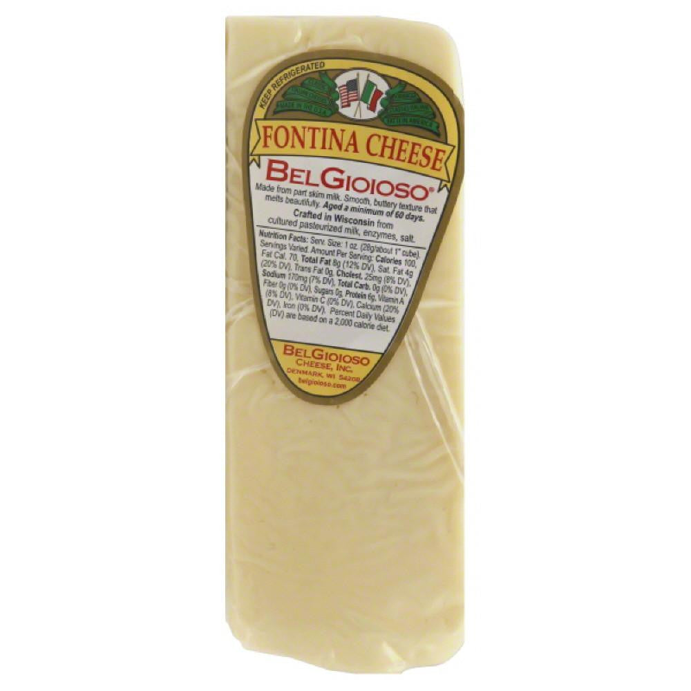 BelGioioso Fontina Cheese, 5 Oz (Pack of 12)