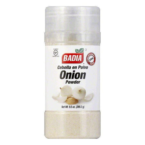 Badia Onion Powder, 9.5 OZ (Pack of 12)