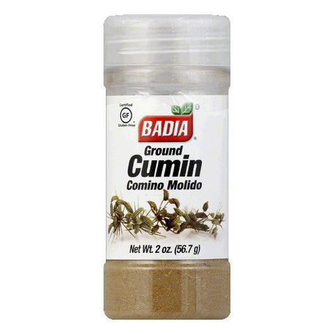 Badia Cumin Ground, 2 OZ (Pack of 8)