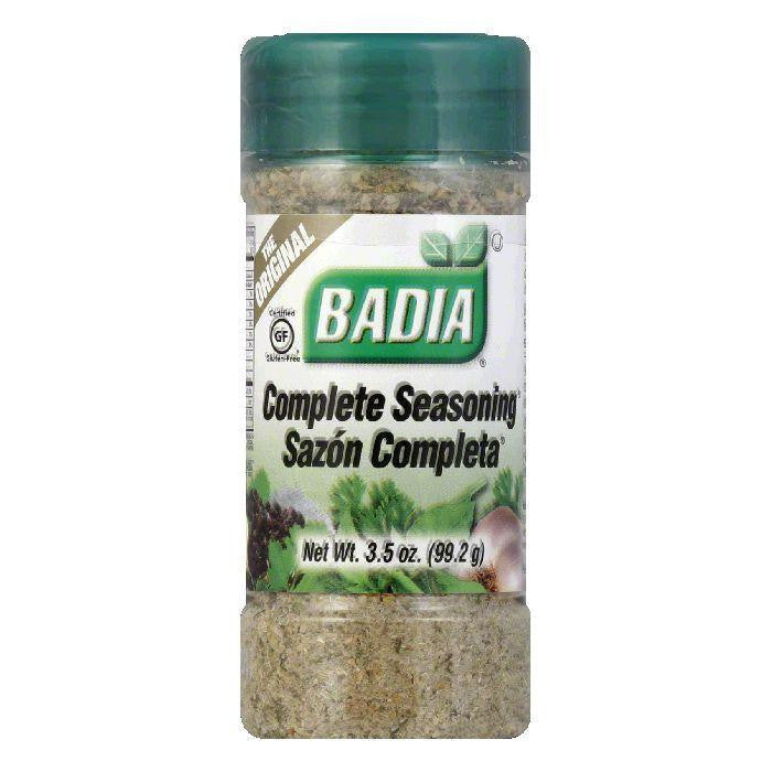 Badia Seasoning Complete, 3.5 OZ (Pack of 12)