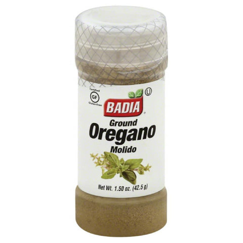 Badia Ground Oregano, 1.5 Oz (Pack of 8)