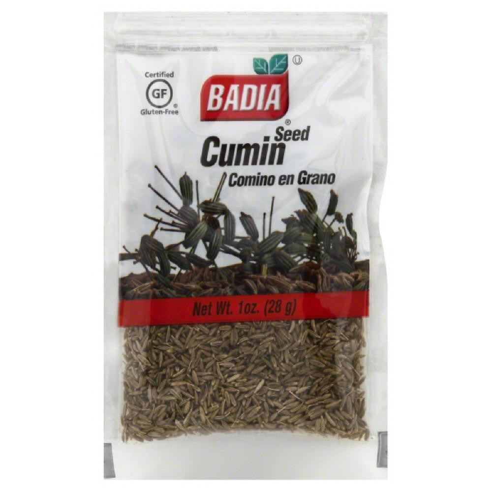 Badia Cumin Seed, 1 Oz (Pack of 12)