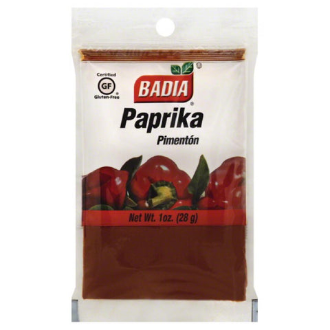 Badia Paprika, 1 Oz (Pack of 12)