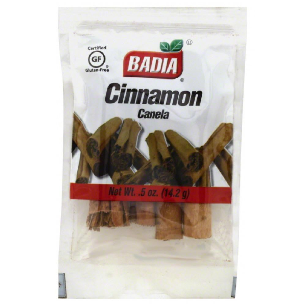 Badia Cinnamon, 0.5 Oz (Pack of 12)