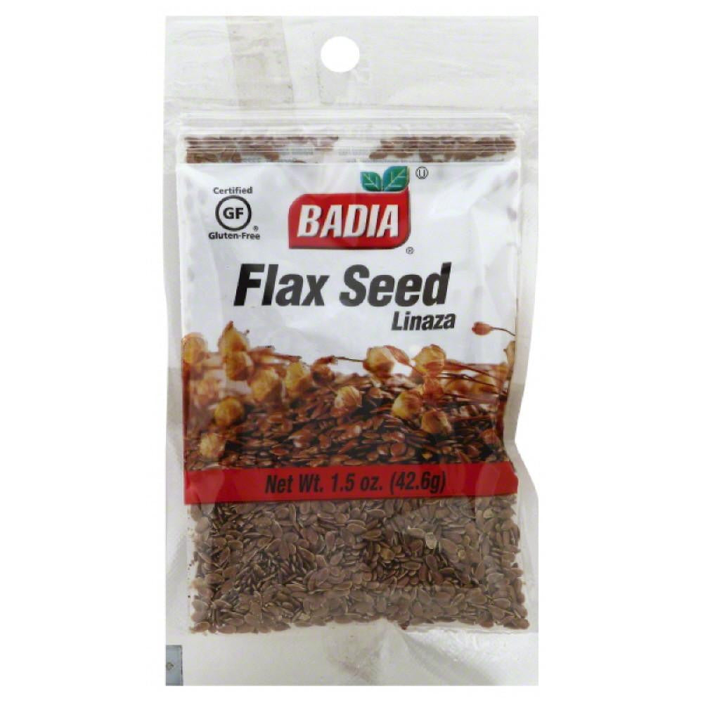 Badia Flax Seed, 1.5 Oz (Pack of 12)