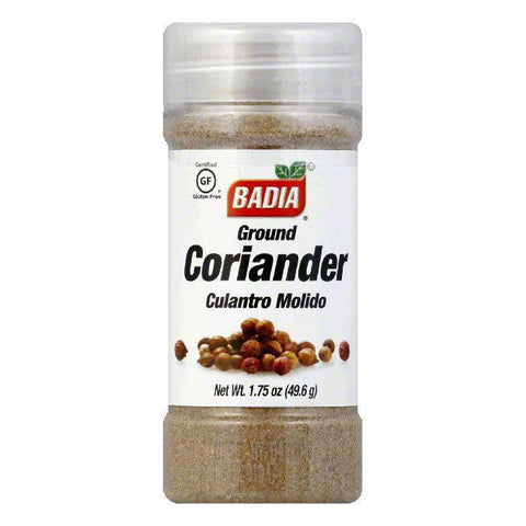 Badia Coriander Ground, 1.75 OZ (Pack of 12)