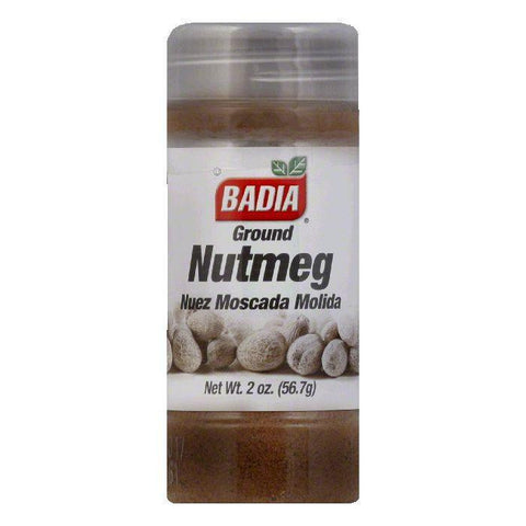 Badia Nutmeg Ground, 2 OZ (Pack of 8)