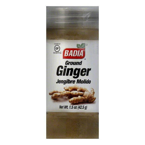 Badia Ginger Ground, 1.5 OZ (Pack of 8)