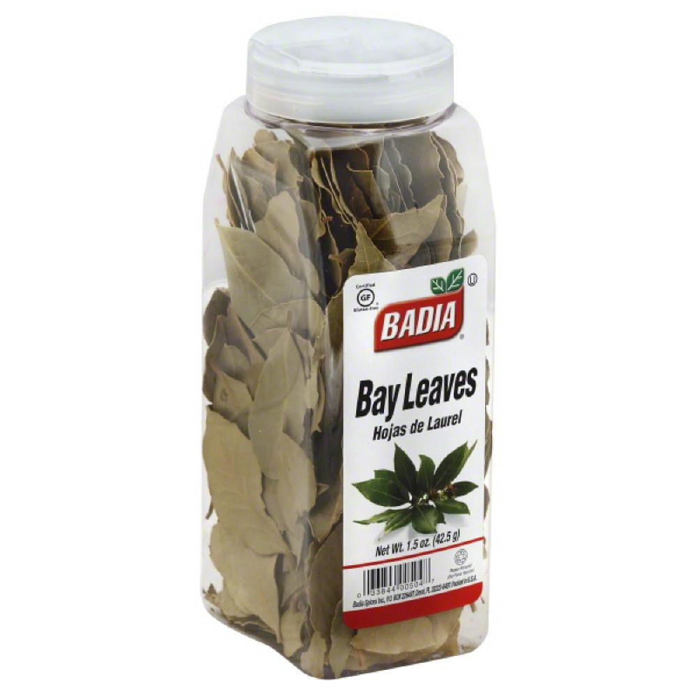 Badia Bay Leaves, 1.5 Oz (Pack of 6)