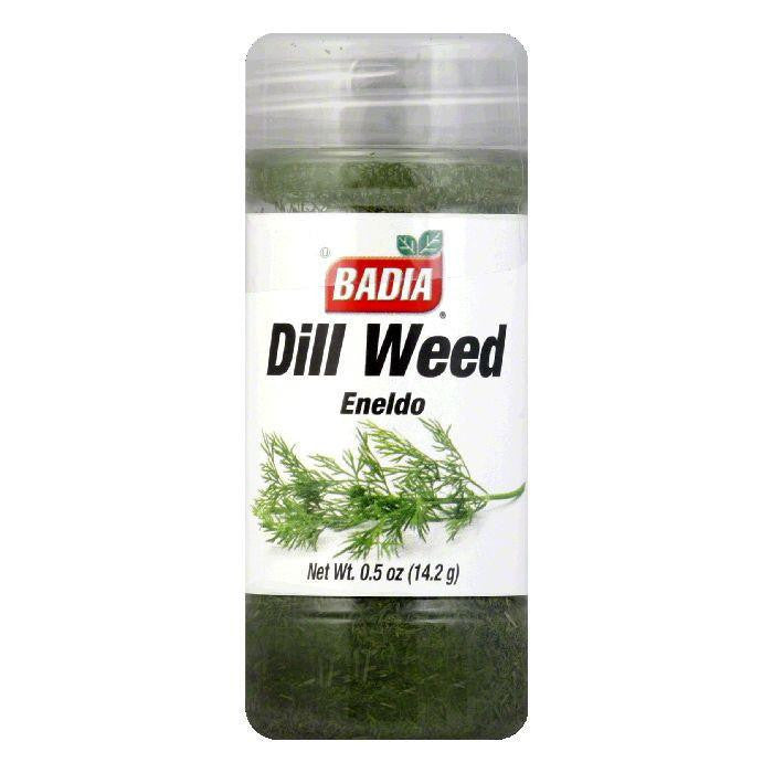 Badia Dill Weed, 0.5 OZ (Pack of 8)