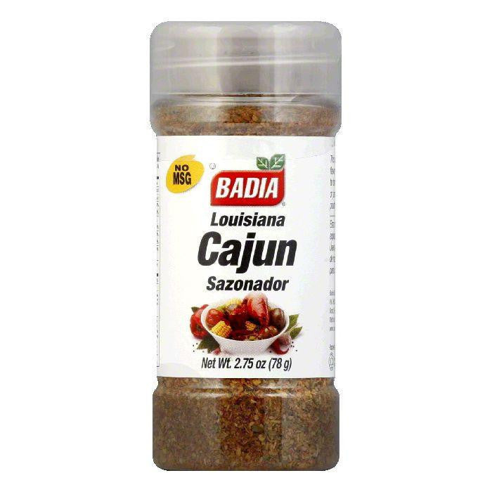 Badia Seasoning Cajun Louisiana, 2.75 OZ (Pack of 8)
