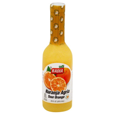 Badia Sour Orange, 20 Oz (Pack of 12)