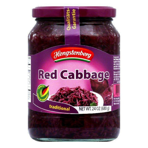 Hengstenberg Rotessa Red Cabbage, 24.3 OZ (Pack of 6)