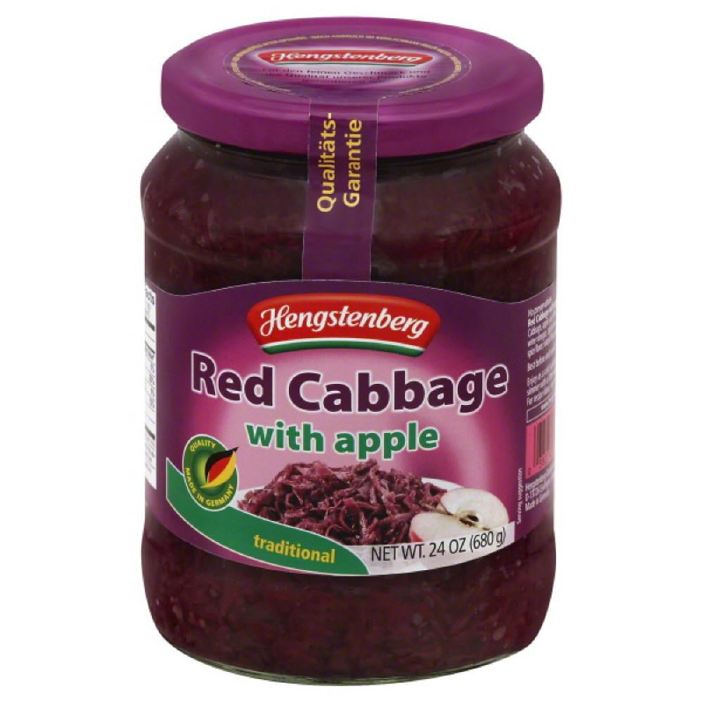 Hengstenberg Traditional with Apple Red Cabbage, 24.3 Oz (Pack of 6)