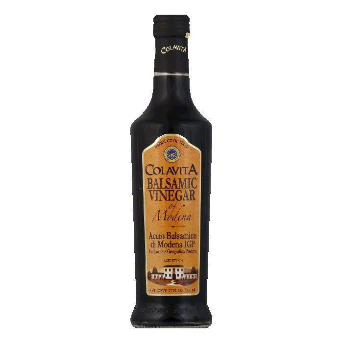 Colavita Vinegar Balsamic, 17 OZ (Pack of 6)