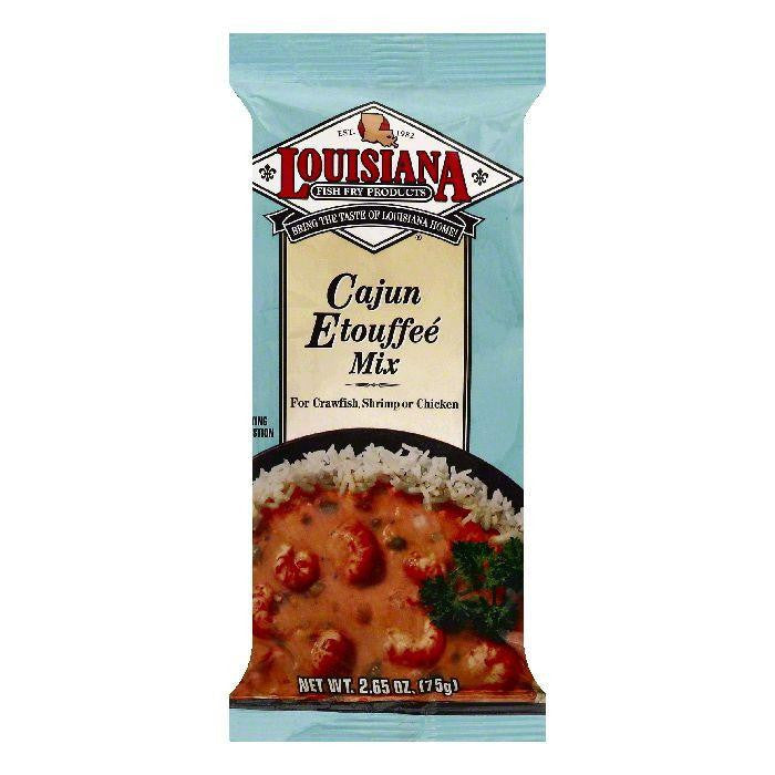 Louisiana Cajun Etouffee Mix, 2.65 OZ (Pack of 24)