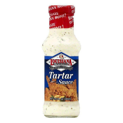 Louisiana Tartar Sauce, 10.5 OZ (Pack of 12)
