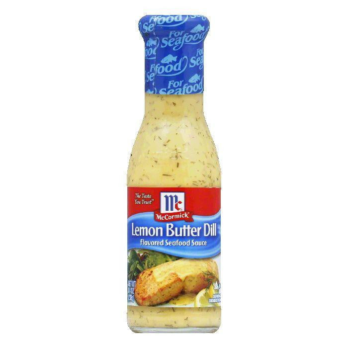 Golden Dipt Lemon Butter Dill Sauce, 8.4 OZ (Pack of 6)