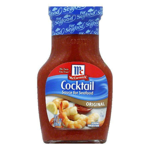 Golden Dipt Seafood Cocktail Sauce, 8 FO (Pack of 12)