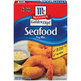 Golden Dipt Seafood Fry Mix Fry Mix 10 Oz (Pack of 8)