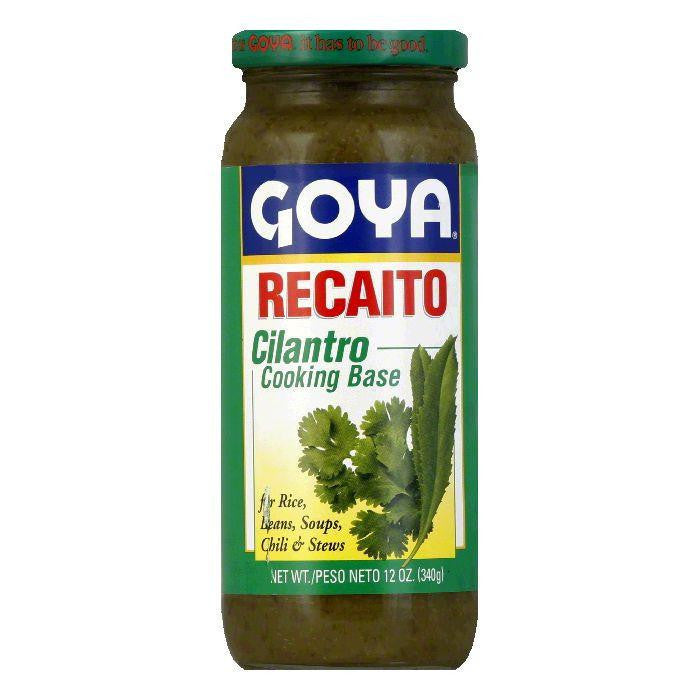 Goya Recaito, 12 OZ (Pack of 24)