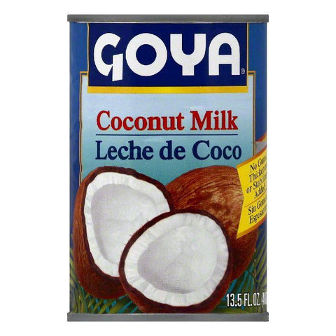 Goya Coconut Milk, 13.5 OZ (Pack of 24)