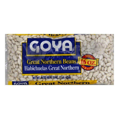Goya Great Northern Beans, 16 OZ (Pack of 24)
