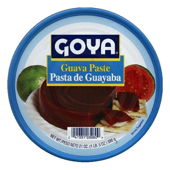 Goya Guava Paste, 21 OZ (Pack of 24)