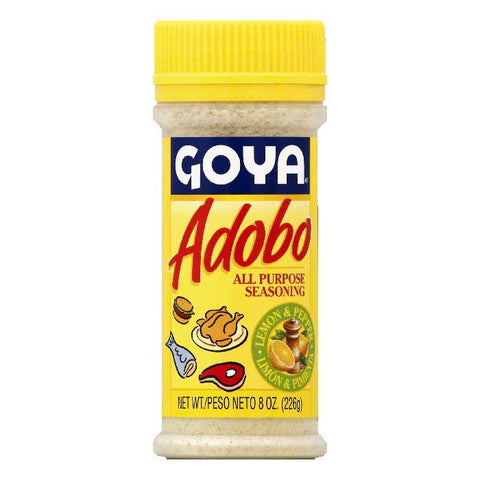 Goya Lemon & Pepper All Purpose Seasoning, 8 OZ (Pack of 24)