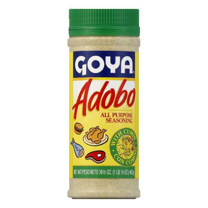 Goya Adobo with Cumin, 16.5 OZ (Pack of 24)