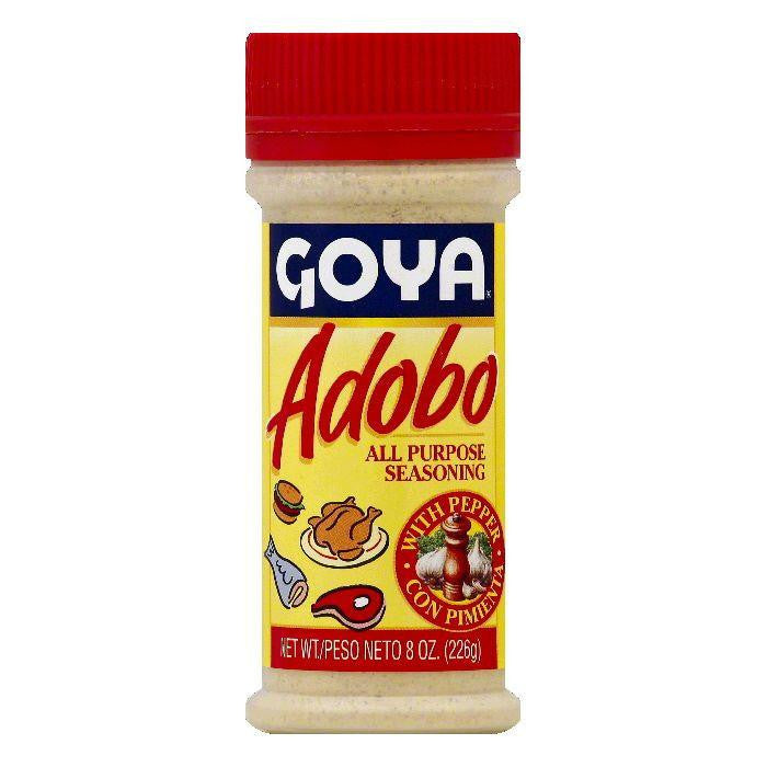Goya All Purpose Seasoning with Pepper, 8 OZ (Pack of 24)
