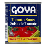 Goya Spanish Style Tomato Sauce, 8 OZ (Pack of 48)