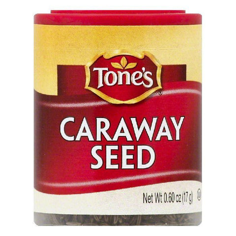 Tones Caraway Seed, 0.6 OZ (Pack of 6)