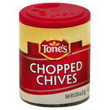 Tones Chopped Chives, 0.05 Oz (Pack of 6)