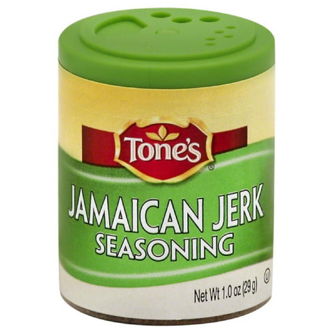 Tones Jamaican Jerk Seasoning, 1 Oz (Pack of 6)